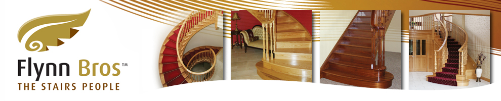 Flynn Brothers Joinery, specialise in stairs